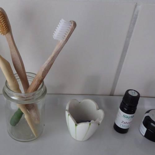 Alternativen zur Plastikzahnbürste