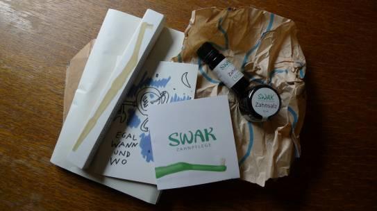 SWAK – Die etwas andere Zahnbürste