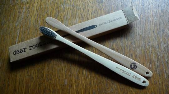 Bambuszahnbürsten von dear roots…