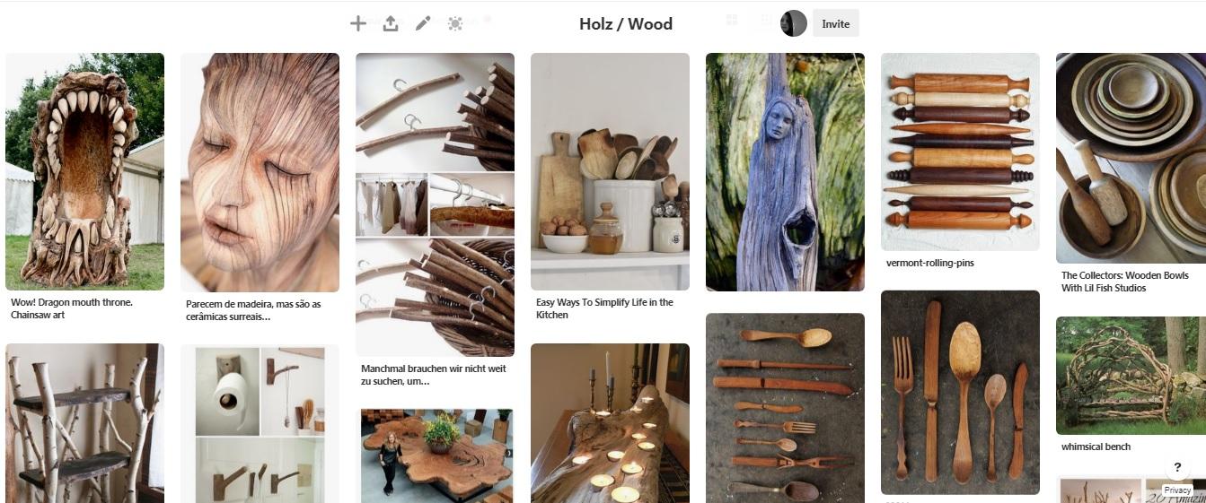 Holz-Inspiration