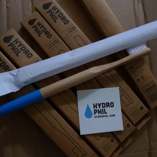 Hydrophil Bambuszahnbürste