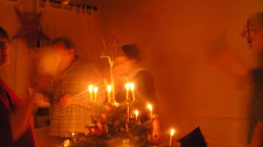 Fröhliche Weihnachten! Merry Christmas! God Jul!